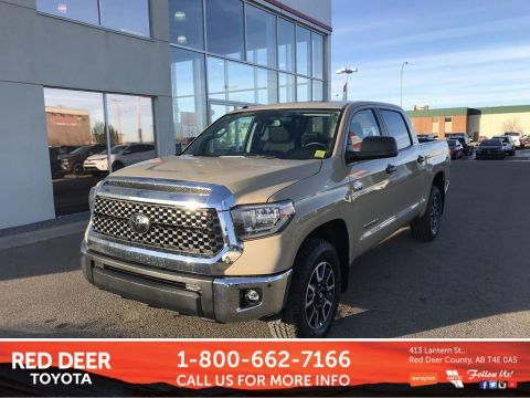 New 2018 Toyota Tundra SR5 Plus