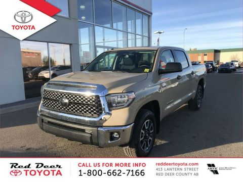 2018 Toyota Tundra 4x4 Crewmax SR5 Plus 5.7L 4 Door Pickup