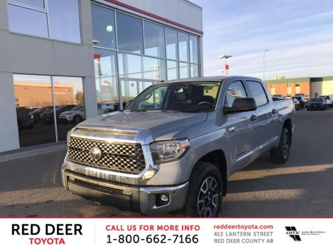 New 2018 Toyota Tundra 4x4 Crewmax SR5 Plus 5.7L Four Wheel Drive 4 Door Pickup
