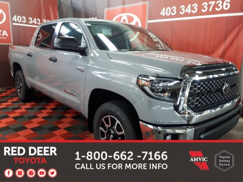 New 2020 Toyota Tundra TRD Off Road