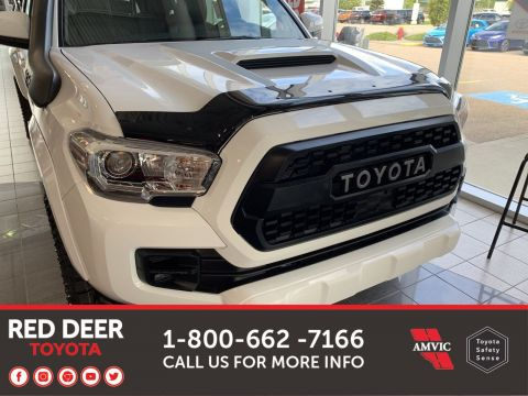 New 2019 Toyota Tacoma TRD Sport - Adventure Edition