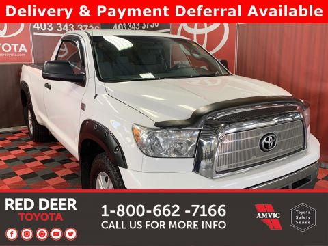 Pre-Owned 2007 Toyota Tundra DLX 2WD - SAVE THE GST!