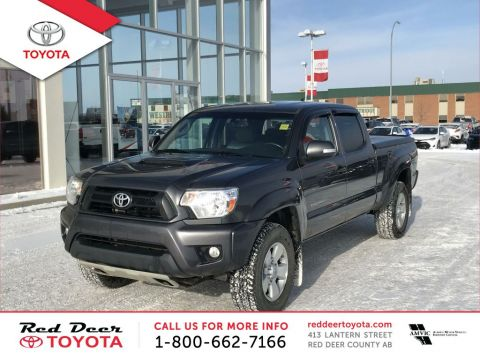 Pre-Owned 2014 Toyota Tacoma 4WD Double Cab V6 Auto Four Wheel Drive 4 Door Pickup
