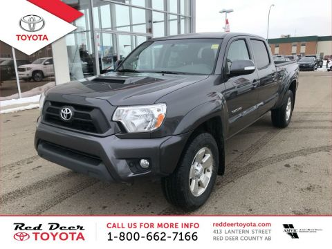 Pre-Owned 2015 Toyota Tacoma 4WD Double Cab V6 Auto Four Wheel Drive 4 Door Pickup