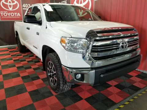 Certified Pre-Owned 2017 Toyota Tundra 4WD Double Cab 146 5.7L SR5 Plus