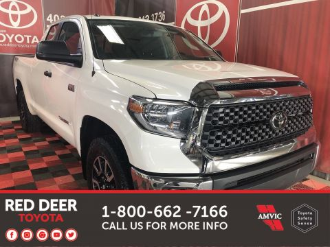 Pre-Owned 2018 Toyota Tundra TRD OFF ROAD