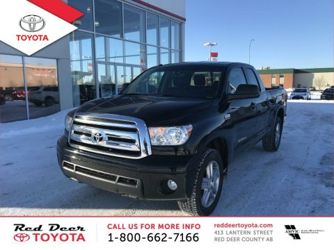 Pre-Owned 2012 Toyota Tundra 4WD Double Cab 146 5.7L SR5 Four Wheel Drive 4 Door Pickup