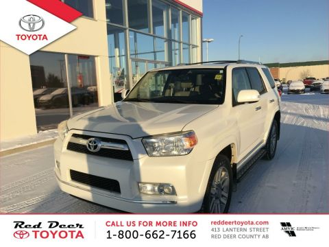 Pre-Owned 2011 Toyota 4Runner 4WD 4dr V6 SR5 Four Wheel Drive 4 Door Sport Utility