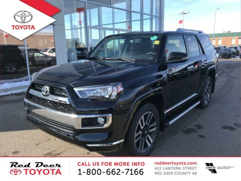 New 2018 Toyota 4Runner 4WD Four Wheel Drive 4 Door Sport Utility