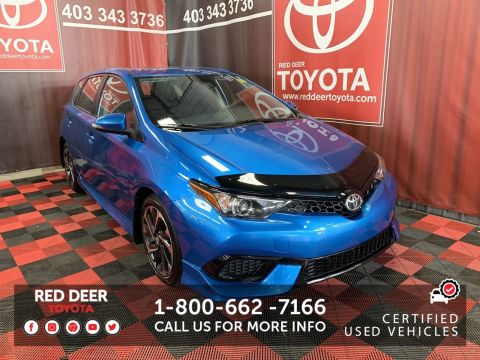 Certified Pre-Owned 2017 Toyota Corolla iM