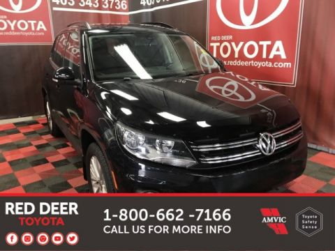 Pre-Owned 2016 Volkswagen Tiguan Special Eddition